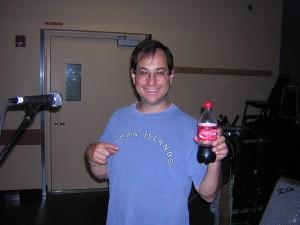 Larry Loves his Coke