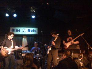 Zen Tricksters - Blue Note 10-17-08