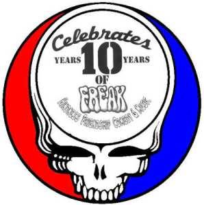 10-Year Anniversay Skull