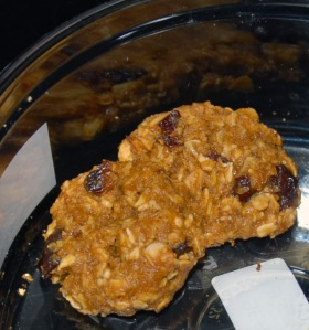 Trade Joes Cherry Granola Cookies