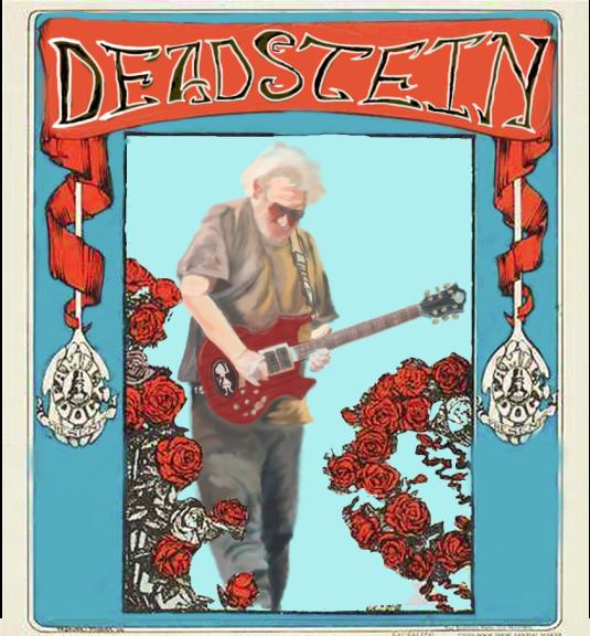 Deadstein Jerry Sketch Look Down